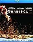 Seabiscuit (Blu-ray Disc, 2009) - NEW!!