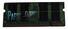 1GB  DDR2 533MHz PC2-4200 Toshiba Satellite A105 Series SODIMM Laptop Memory RAM