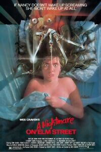 """A Nightmare On Elm Street - Movie Poster (Regular Style) (Size: 24"""" X 36"""")"""