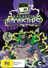 Ben 10: Omniverse - Galactic Monsters - Yuri Lowenthal NEW R4 DVD