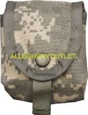 US Military Single Hand Grenade Pouch, Army ACU Digital Camo MOLLE II Pouch NEW