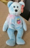 TY Beanie Baby Eggs II the  Bear DOBAugust 15, 2001 MWMT Free Shipping