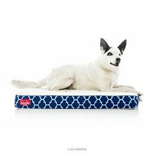 New listing Brindle Waterproof Designer Memory Foam Pet Bed-Removable Machine Washable Co.