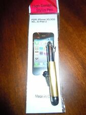 High-Sensitive Stylus Pen For iPhone 3G/3GS 4G...& iPad 2