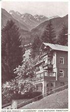 15724/ Foto AK, Klappkarte, Pension Waldesruhe, Oberstdorf, ca. 1935