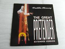 """FREDDIE MERCURY THE GREAT PRETENDER 12"""" SINGLE"""