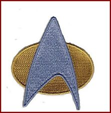 Velc. Star Trek TOS Original Series COMMUNICATOR Insignia Patch  Enterprise
