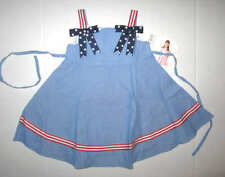 Bonnie Jean Girls size 2T Red, White & blue sundress NWT