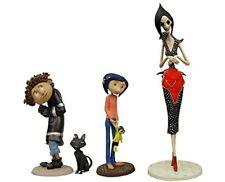 Coraline -Best of PVC Mini-Figure Set - Cat, Other Mother, Wybie & Coraline NECA