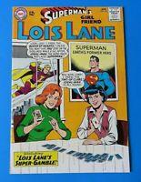 SUPERMAN'S GIRLFRIEND LOIS LANE #56 ~ 1964 DC SILVER AGE ~ VF+