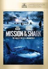 Mission of the Shark: Saga of the Uss Indianapolis - Region 1 only DVD - Sealed