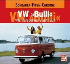 VW Bus Buch - T2 Typen Chronik - Hardcover - 96 Seiten