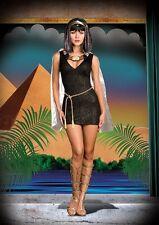 Dreamgirl Sexy Adult Egyptian Pharaoh's Favorite Halloween Costume M $51.99