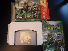 Turok: Dinosaur Hunter  (Nintendo 64, 1997)