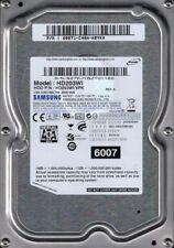 HD203WI/VPK P/N: 60071-C48A-A0YKH Korea Samsung 2TB
