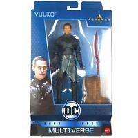 DC Multiverse Aquaman Movie VULKO Exclusive Action Figure NEW