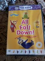 All Fall Down-Funny Friends & Terrific Tumbles DVD 2006 NEW factory sealed