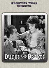 DUCKS AND DRAKES(1921)BEBE DANIELS/JACK HOLT-GRAPEVINE DVD NEW SEALED