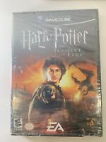 Brand New Sealed! Harry Potter and the Goblet of Fire (Nintendo GameCube, 2005)