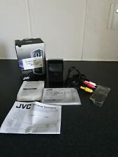 JVC GC-FM1BE  HD Memory Camera in Black not tested