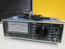 GRUNDIG MV-60,  erstklassiges  Millivoltmeter für die Audiowerkstatt