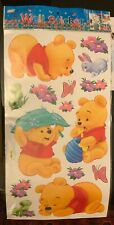Large Children Room Decoration Winnie The Pooh  Wall Decals Nursery DIY Sticker