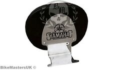 YAMAHA XV 1900 XV 1900 MIDNIGHT STAR STAINLESS STEEL DRIVER RIDER BACKREST
