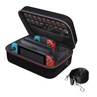 Travel Carrying Storage Case Protective Bag for Nintendo Switch Game Accessories