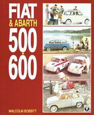Bobbitt, Malcolm - Fiat & Abarth 500, 600