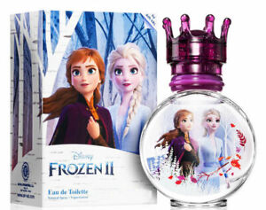 Perfume Disney Frozen II Elsa Anna For Girls And Girls EDT 100ml+Samples