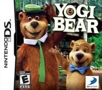 Yogi Bear - Nintendo DS Game - Game Only