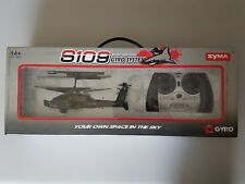 SYMA S109 GYRO SYSTEM mini infrared helicopter AH-64 Apache 3ch