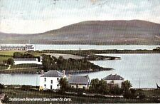 ji irish postcard ireland cork castletown berehaven