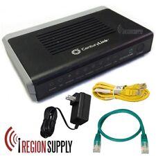 ZyXEL CenturyLink C1000Z VDSL2 DSL 4-Port Wireless Router Modem Combo  Gateway