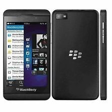 Blackberry Z10 16GB Black (Unlocked) Smartphone Good Condition 8MP