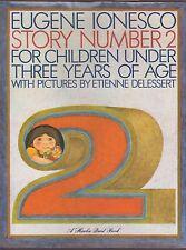 VG 1970 HC dj First Ed Harlin Quist Story No 2 Eugene Ionesco Etienne Delessert
