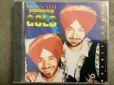 Forever Gold By Malkit Singh & Harvinder Singh (Golden Star UK) - Bhangra CD