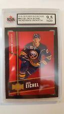 Jack Eichel 2015-16 Precious Metal Gems Red Rookie #137/150 Hockey Card GD 9.5!!