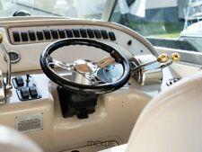 MÖWE Marine Boat Steering Wheel Palma Black For Glastron Teleflex Ultraflex