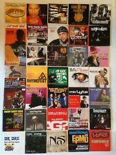 LOT 35 CD SINGLE SPECIAL HIP HOP - RAP US