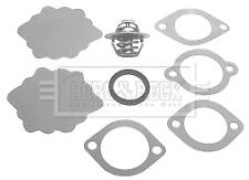 Borg & Beck Coolant Thermostat Kit BBT003 - GENUINE - 5 YEAR WARRANTY
