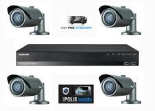 SAMSUNG 2MP HD 4 canali 4 TELECAMERA CCTV kit sicurezza aziendale Home System 1TB HDD