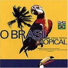 O Brasil Tropical (1991, Polydor) Gal Costa, combustibili Veloso, Nina Simone... CD []