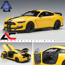 AUTOART 72932 1:18 FORD MUSTANG SHELBY GT-350R TRIPLE YELLOW