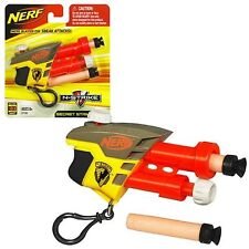 Brand New NERF N-Strike SECRET STRIKE AS-1 Mini Dart BLASTER Rare