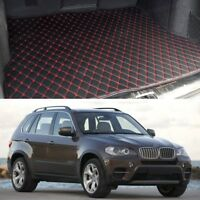 Premium Car Trunk Mat Leather Waterproof Fit for 2007 08 09 10 11 12 2013 BMW X5