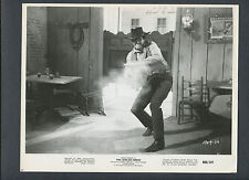 ROCK HUDSON IN A SHOOTOUT - 1960 RE-RELEASE OF THE LAWLESS BREED (1953) WESTERN