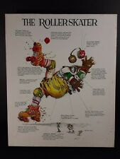 """The Roller Skater Puzzle By Gary Patterson 18""""×24"""""""