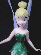 "DISNEY TINKERBELL 12"" TALL CHRISTMAS TREE TOPPER NICE"