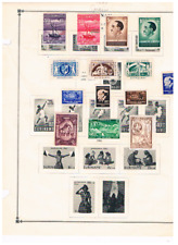 1937 Spain cinderella stamps from the Revoluntionary times